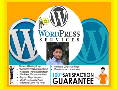 Do  Wordpress Customization