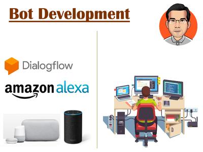 Create a google/alexa assistant