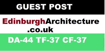guest Post on EdinburghArchitecture EdinburghArchitecture.co.uk