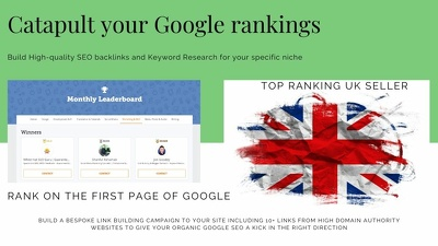 Catapult your Google rankings with 5x SEO authority links ↗️