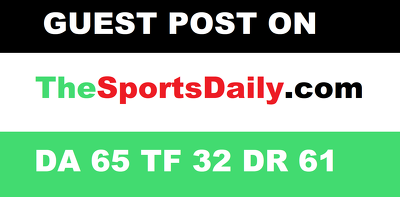 Publish guest post on thesportsdaily – thesportsdaily.com – DA65