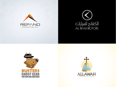 Design modern and creative logo design for your business