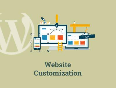 Wordpress Installation  Wordpress Theme and Plugin Customization