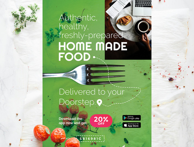 Design an awesome flyer/banner design within 24 hours