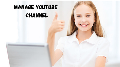 Set up,manage and optimize your youtube channel