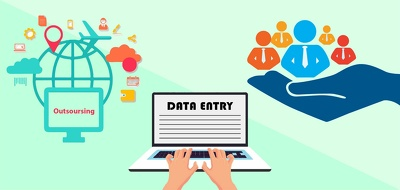 do any kind of data entry for 1 hour