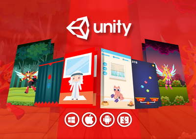 Develop Amazing Unity or Buildbox Mobile Games
