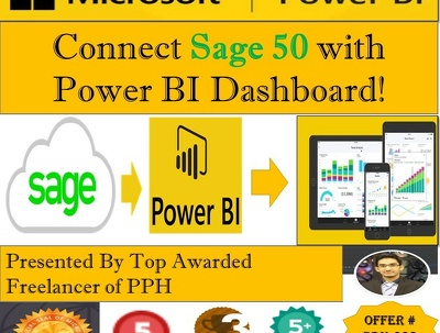 Connect Your Sage 50 Data with Power BI PBX-003