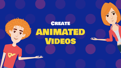 Create Professional 2D Animation Video