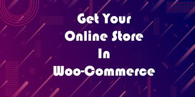 Develop ecommerce website in Wordpress