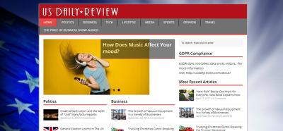 Publish a Guest Post on usdailyreview/usdailyreview.com DA 47