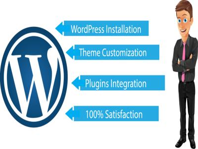 Wordpress Installation✮Plugin Customization✮Wordpress Theme