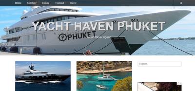 Publish guest Post on Yacht-haven-phuket.com (CARS/BIKES/YACHT)