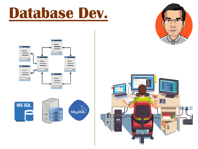 Help you with sql design and scripting