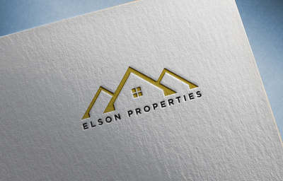 Design professional real estate logo
