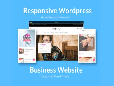 Make WordPress based website for your Business