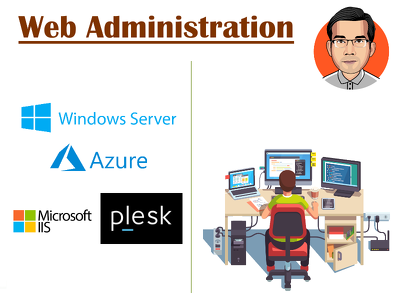 Help you with website administration