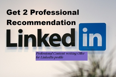 Professional LinkedIn Bio + LinkedIn posts for Better Results