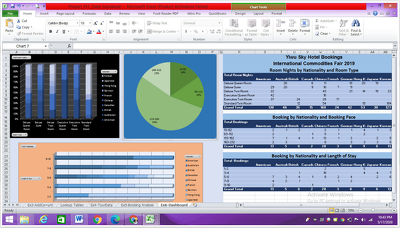 Create a custom excel spreadsheet very fast with formula graph