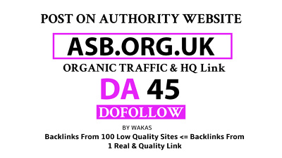 Publish Guest Post on ASB – ASB.org.uk DA 45 Do Follow Link