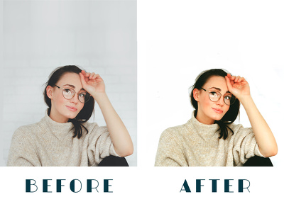 remove Background MADE MANUAL 80 Photos