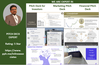 Design Investors Pitch Deck
