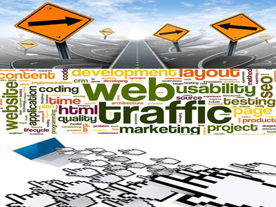 Bring 5k real organic human UK targeted website traffic