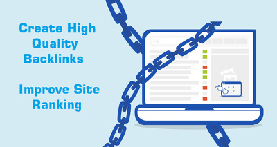 Build 120 high authority unique domain SEO backlink da100 tf100