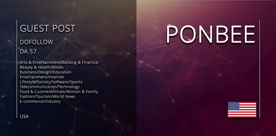 Get your article on - PONBEE (ponbee.com)
