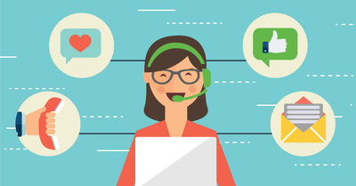 Provide Customer Support Service for each day