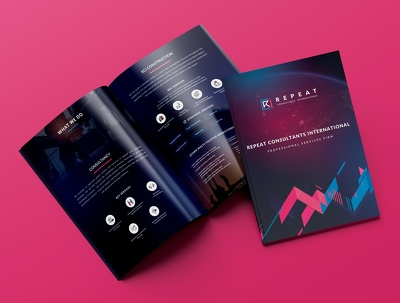 Double Sided Brochure + Unlimited Revisions + Source files