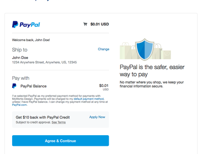 Setup paypal payflow and stripe payment gateway