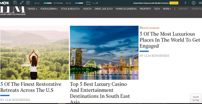 Provide dofollow premium Guest Post on luxurylifestylemag.co.uk