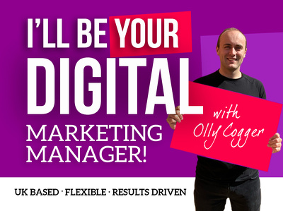 Mega Marketing Manager For Your Business