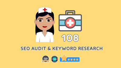 SEO Audit and Keywords Research Report