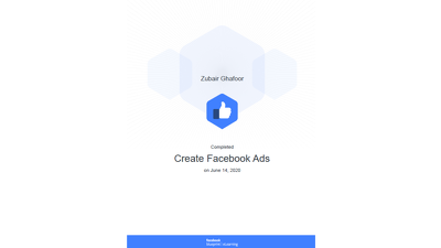 Create a Facebook Ads Campaign in Business manager