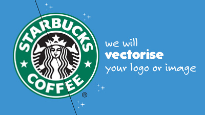 Vectorise your logo