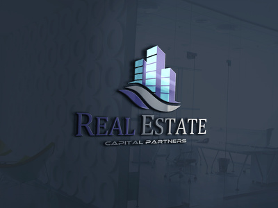 Design a real estate logo