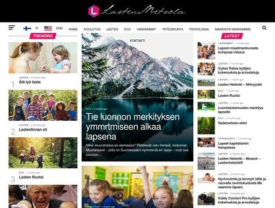 Guest Post on Finnish .FI LastenMetsola.FI   Link Building