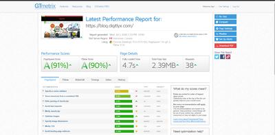 Optimize your WordPress website speed optimization