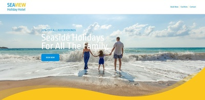 Upgrade your website for your hotel or bnb