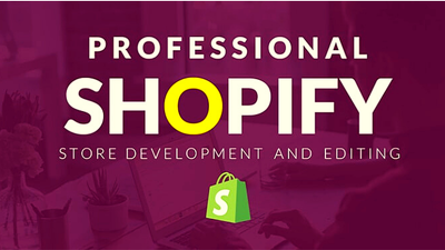Design an equally profitable and responsive Shopify Store