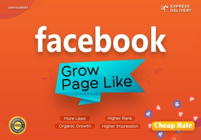 Want to grow more Facebook Followers? Need Page Likes? Click it!