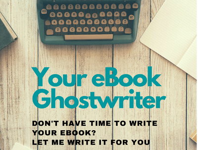 Create an eBook for your business (15 pages)