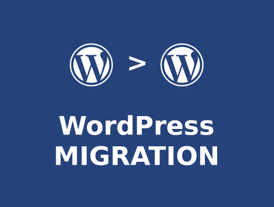 Migrate your WordPress website to another host