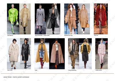Do Fashion Trend Research + Report for 1 Key Product