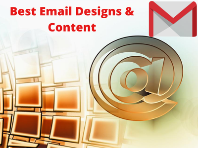 Write and design powerful sales email