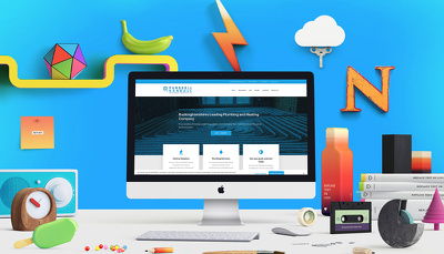 Design and build your new company website
