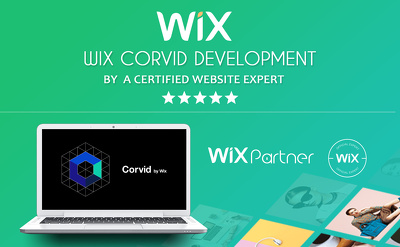 Develop custom features and apps using Wix Corvid