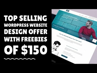 Design & develop WordPress website that sells & get you leads